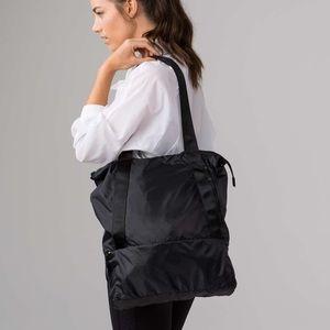 Lululemon Go Lightly Packable Tote Bag